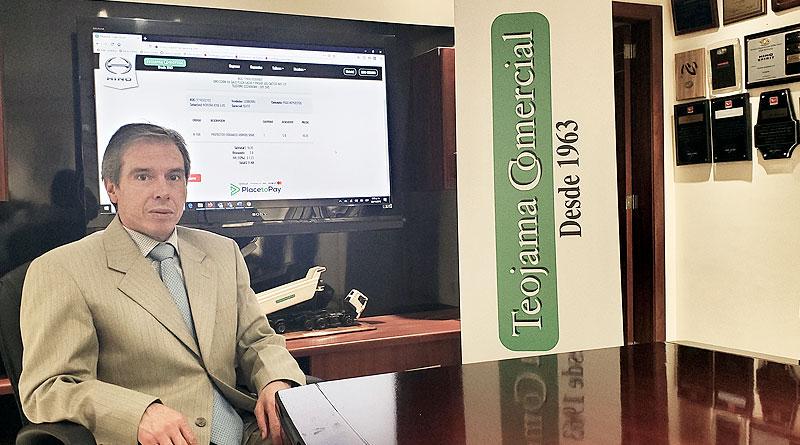 Teojama Comercial moderniza la compra y facturación de repuestos