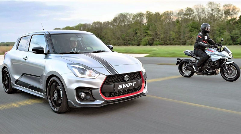 Suzuki Swift Sport Katana Edition, con un toque de exclusividad