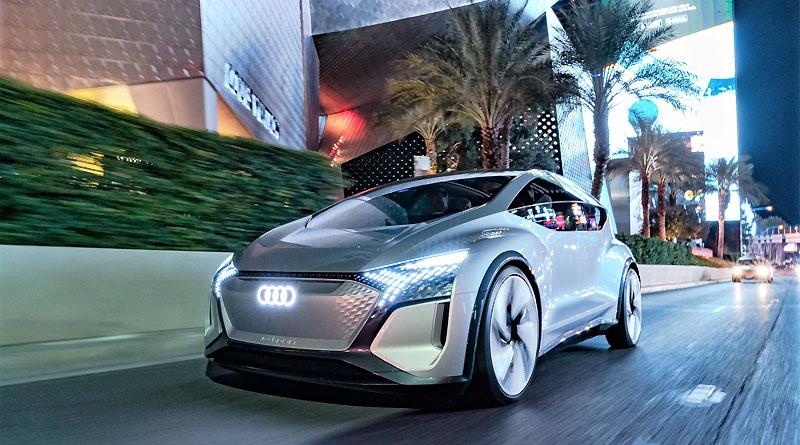 Audi en el CES 2020 exhibe su visión de Movilidad inteligente
