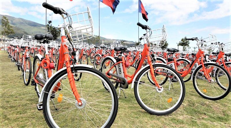 Sistema totalmente automatizado de bicicleta pública para Quito