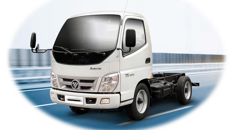 ¿Cómo iniciar un emprendimiento con un camión?