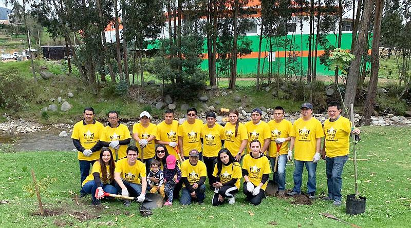 Continental Tire Andina apoya minga para descontaminar ríos de Cuenca