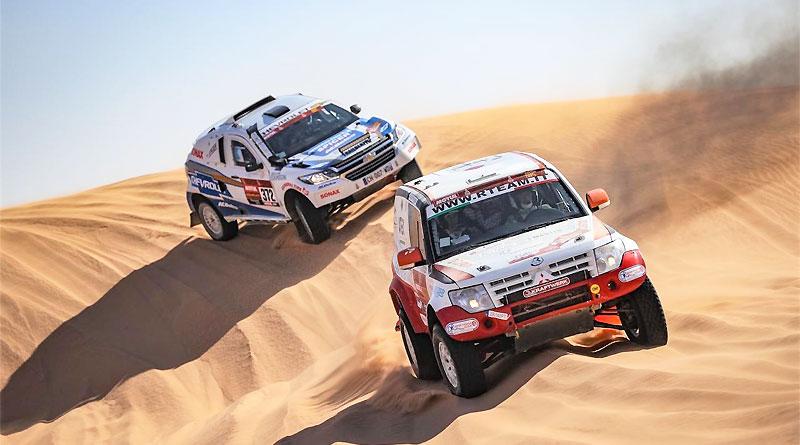Chevrolet Dakar Team se une al luto por el deceso de Paulo Gonçalves