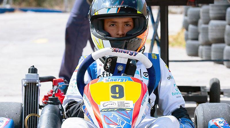 Reconocimiento de la FIA a Nico Zúñiga, de los registros del QKC
