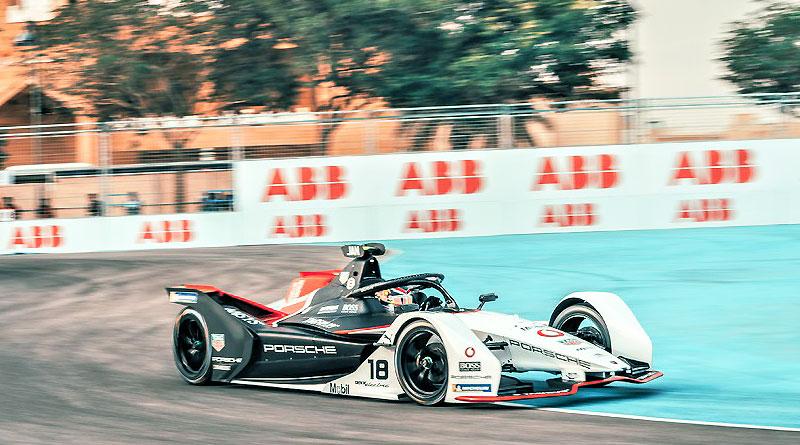 Fórmula E: Porsche desea marcar puntos en Chile y ganar experiencia