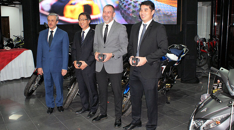 """""""Cuídate"""" es la campaña de Honda Motos por la convivencia vial"""