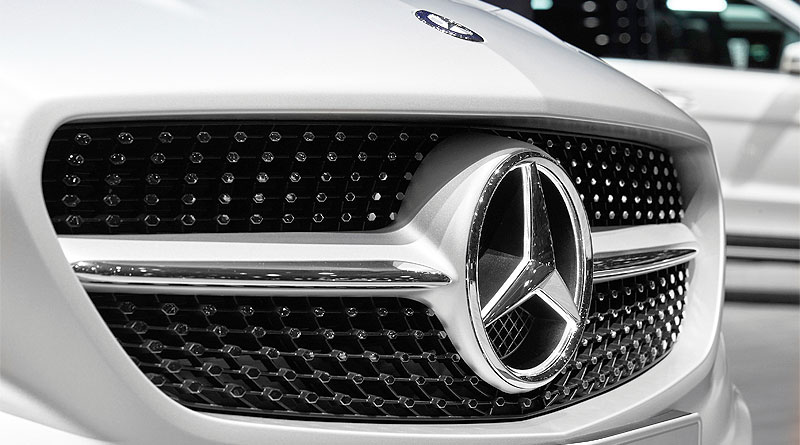 Mercedes-Benz lidera el mercado premium a nivel global