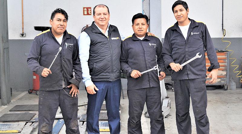 Equipo Posventa de Renault Ecuador acumuló logros durante 2019