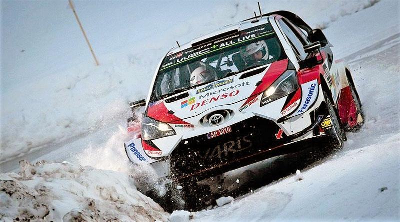 WRC: Preparativos para el Rally de Suecia van según lo previsto