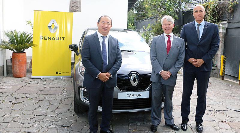"""Renault auspició la 5ta edición de conferencia """"Pan, Queso & Vino"""""""