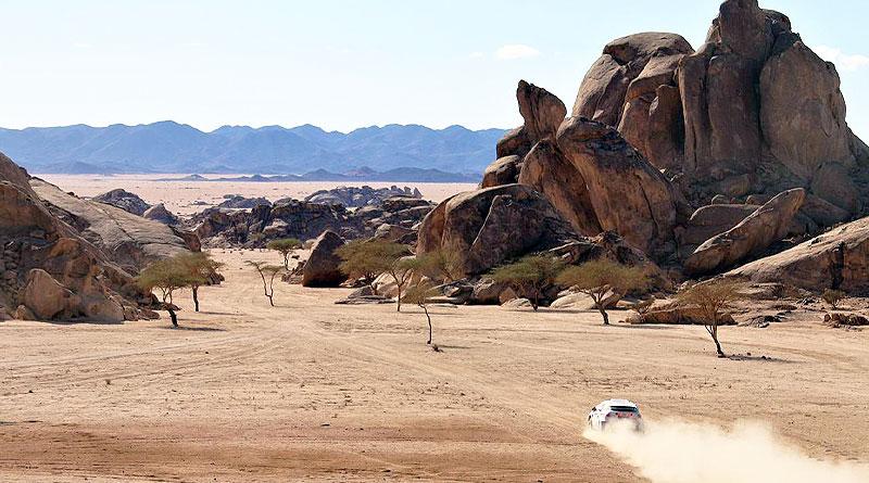 Equipo Chevrolet Dakar supera la 2da etapa tras varios pinchazos