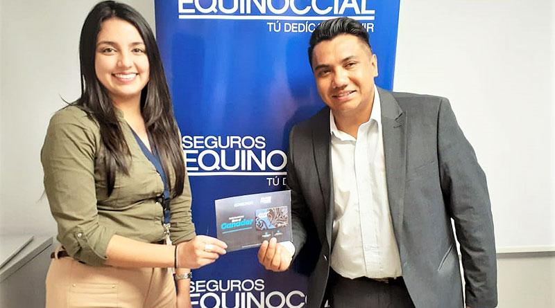 Seguros Equinoccial premia la fidelidad de sus clientes