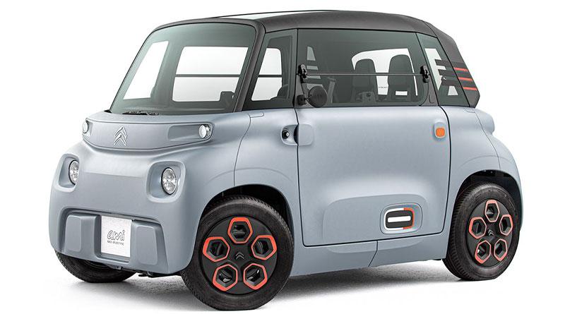 Citroën AMI 2020, una nueva visión accesible de la movilidad urbana