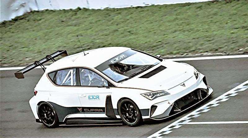 Pure ETCR inicia un nuevo capítulo en las carreras de autos eléctricos