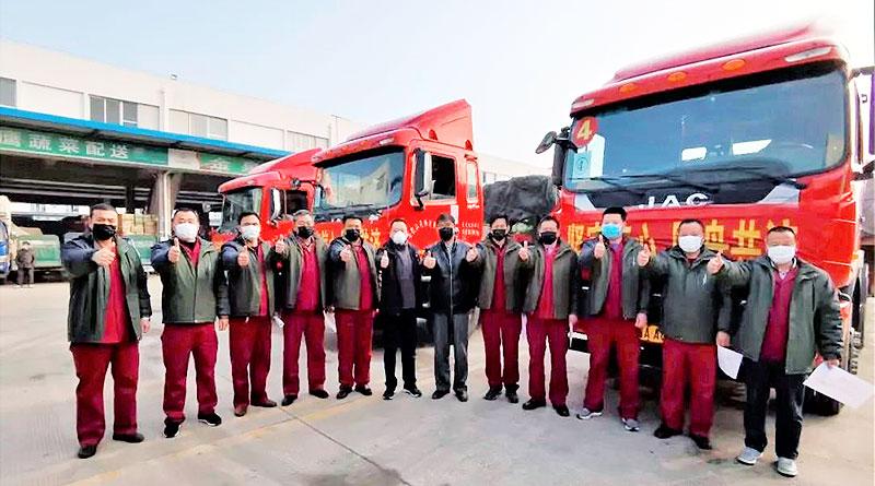 JAC Motors dona 15 millones de yuanes para ayudar contra epidemias