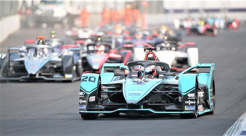 Fórmula E: Jaguar consigue la victoria en México con Mitch Evans