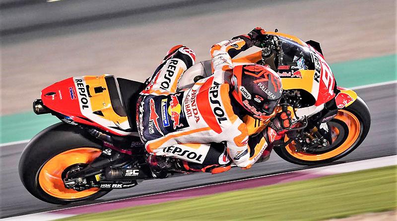 MotoGP: Marc Márquez renueva por 4 años con Honda Racing Corporation