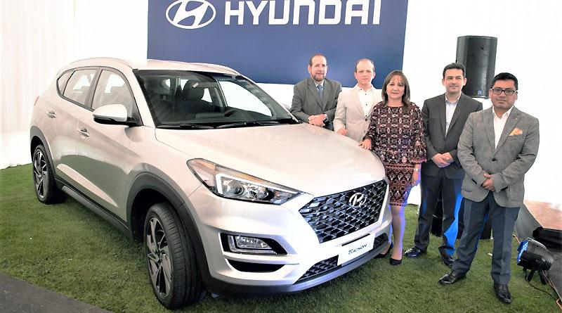 Nuevo Hyundai Tucson EU ya se vende en Ecuador en dos versiones