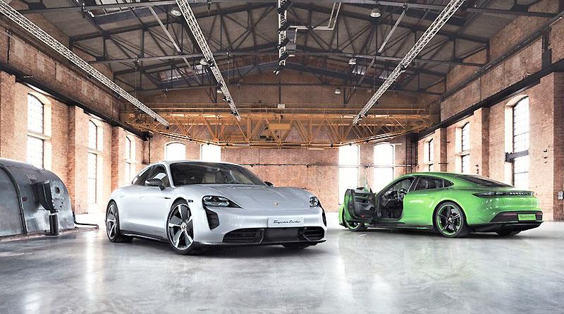 Porsche Exclusive Manufaktur hace único a cada Taycan eléctrico