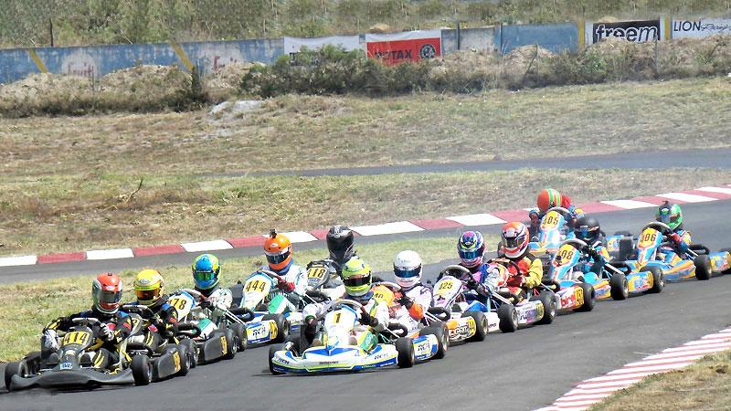 Clubes de Karting de Quito y Guayaquil unifican reglamentos y tecnología