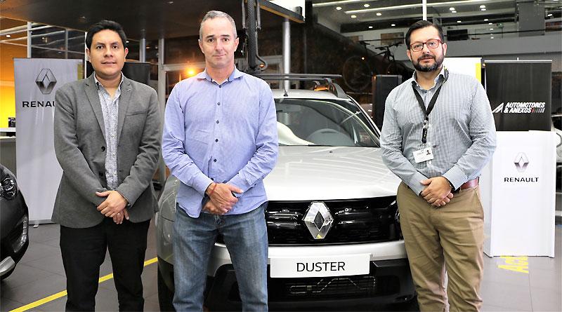 """Renault premió a los ganadores del """"Ride Sierraloma Duster 2020"""""""