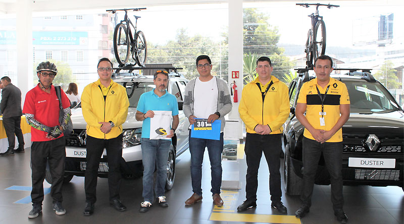 """Renault es sponsor oficial de la 7ª edición del """"Ride Sierraloma"""""""