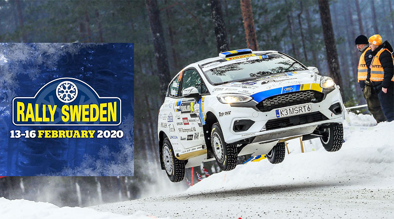 WRC: Datos previos del Rally de Suecia 2020