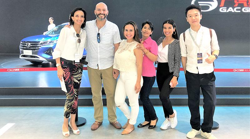 GAC Motor Ecuador premió a clientes con viaje a Guangzhou China