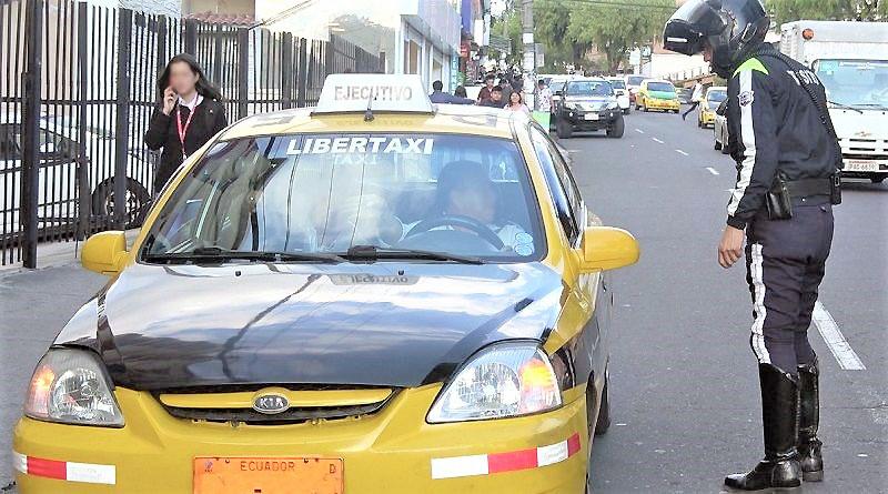 Concluyó el proceso de regularización de taxis en el DMQ