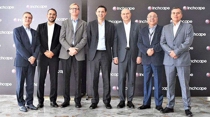 Directivos de Inchcape Group visitan Autolider Ecuador