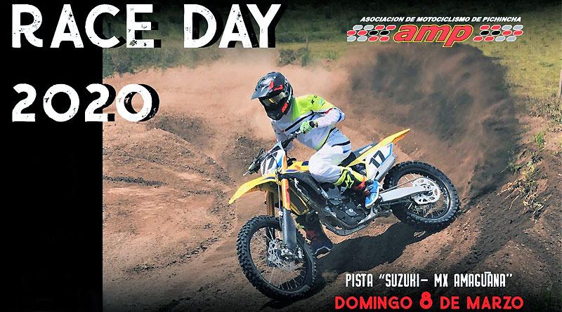 Inicia el Campeonato Provincial de Motocross 2020