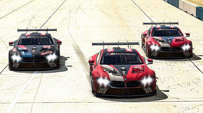 Pilotos de Hyundai participaron en carrera virtual de Sebring