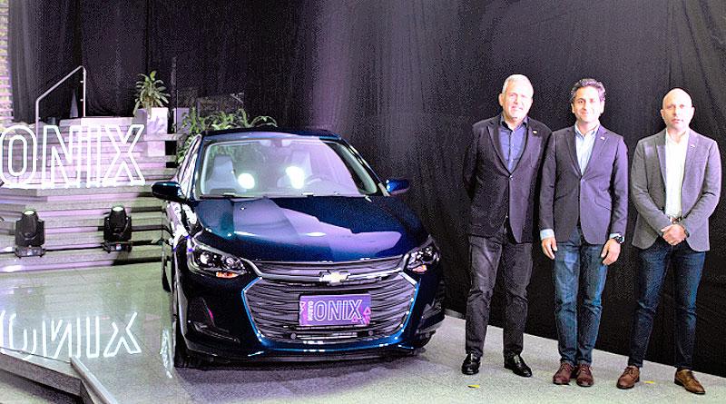 Nuevo Chevrolet Onix llega al mercado automotriz de Ecuador