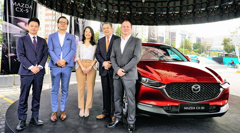 Mazda CX-30 llega a Ecuador, primer SUV de séptima generación