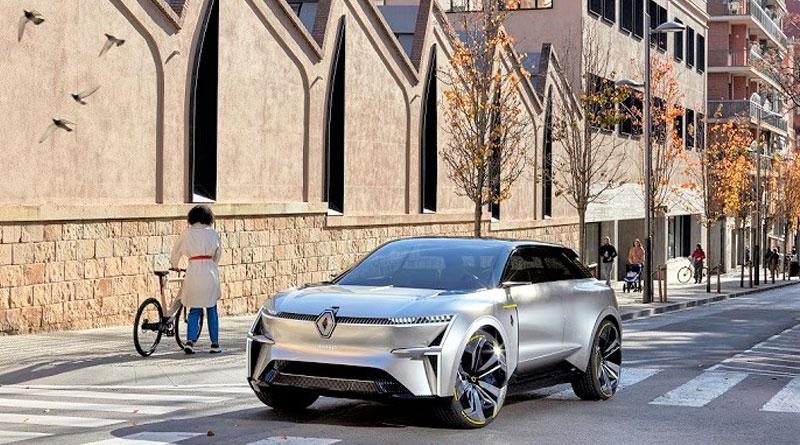 Morphoz es el nuevo Concept Car de Renault