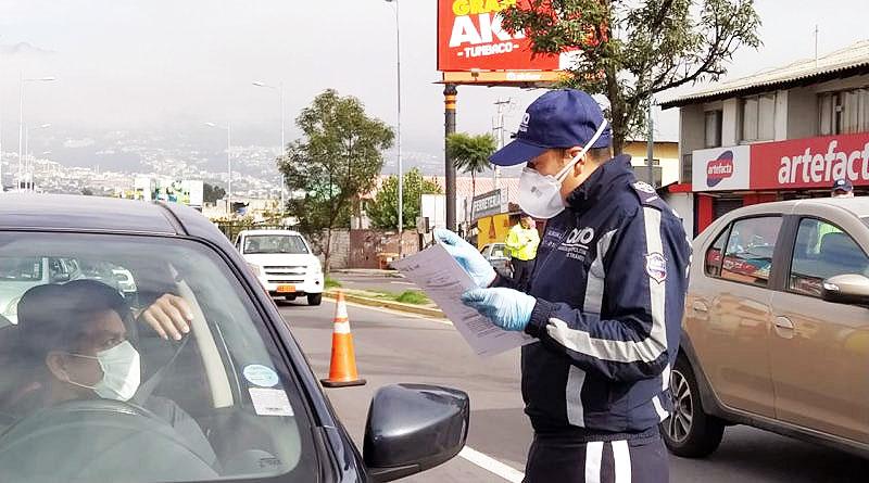 La AMT intensifica los operativos en el Distrito Metropolitano