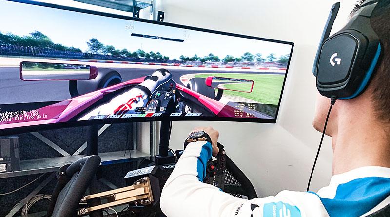 BMW Motorsport sigue en sim racing ante cancelación de competiciones