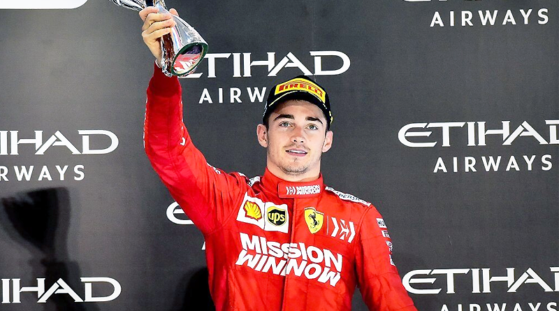 Charles Leclerc gana en su debut en la F1 Virtual de Esports