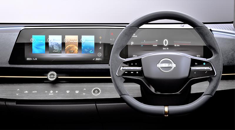 Por qué Nissan le dijo que no a la tablet en medio del tablero