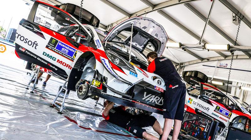 Actuales motores del WRC serán la base del cambio a los híbridos