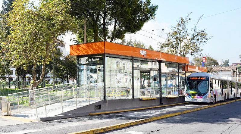 Reglas para cuando se restablezca el Transporte Metropolitano