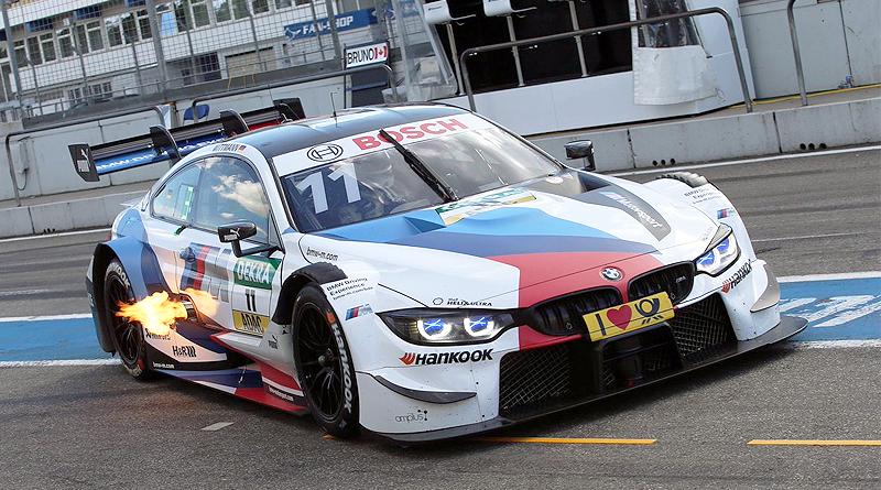 El logo de BMW M, tres colores y tres historias