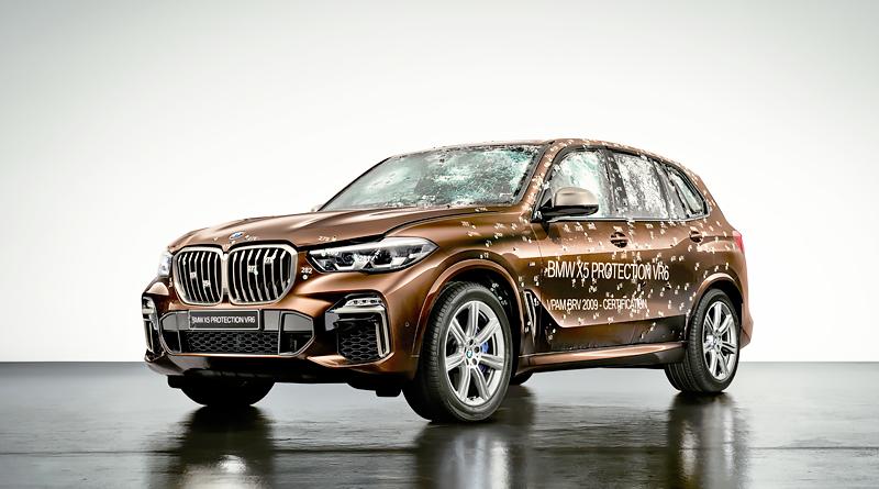 El nuevo BMW X5 Protection VR6, blindado de fábrica