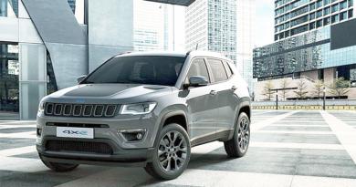 Jeep evoluciona a la sostenibilidad con portafolio híbrido