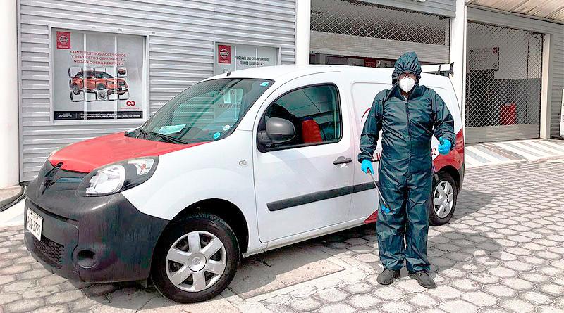 Más marcas cuidan de tu vehículo durante la emergencia