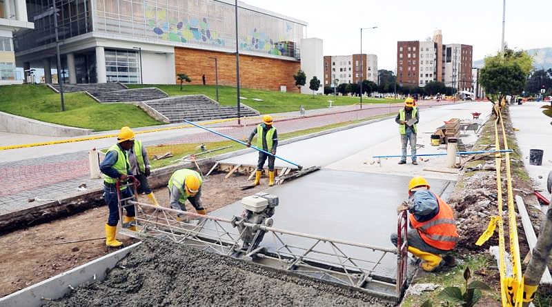 Este lunes reinicia la pavimentación en Quito y Alcalde pide mesura