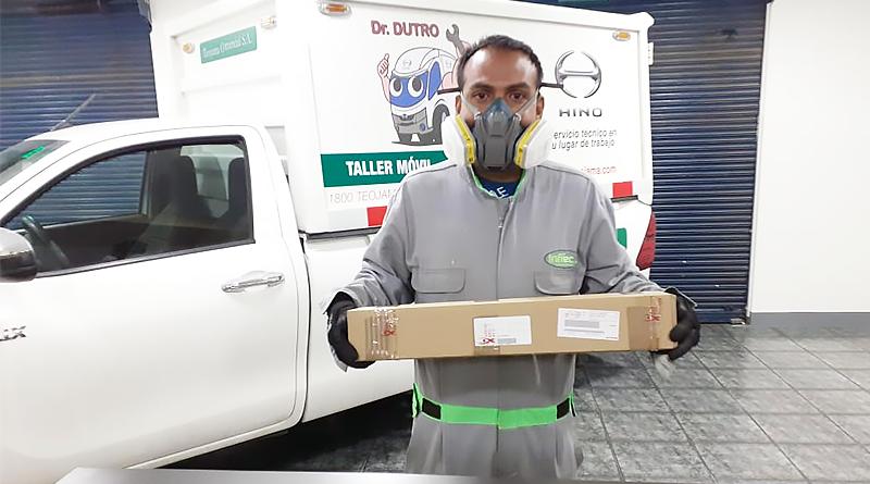 Teojama Comercial entrega repuestos a domicilio en emergencia