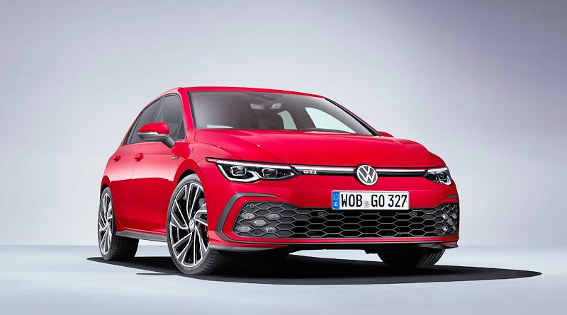 Volkswagen Golf GTI con nuevo Gestor de Dinámica de Marcha