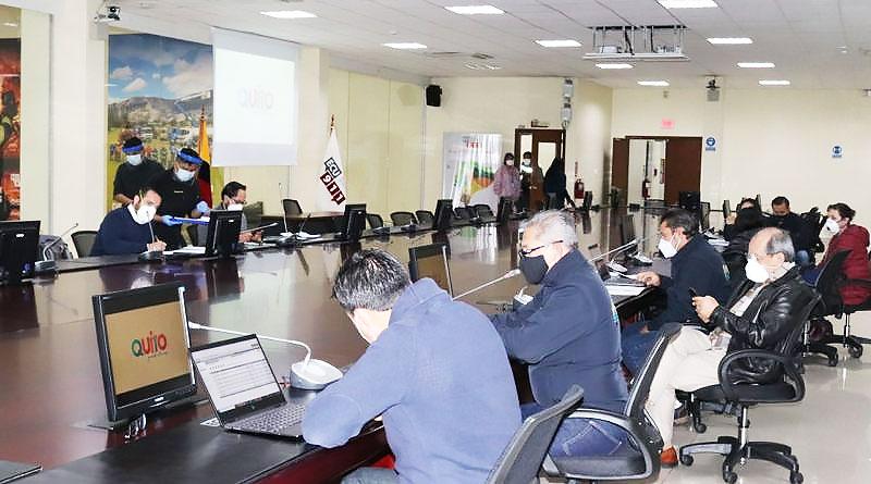 COE decide mantener suspendida matriculación en el DMQ