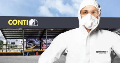 Continental Tire Andina reanuda la producción de neumáticos